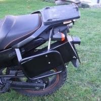 NARZĘDZIÓWKA SUZUKI V-STROM 650 2004-2012